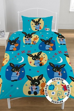 Bing Bunny Bed Time Junior Bedding