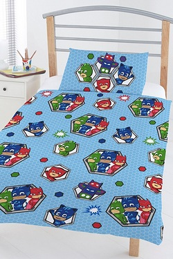 PJ Masks Badges Junior Bedding