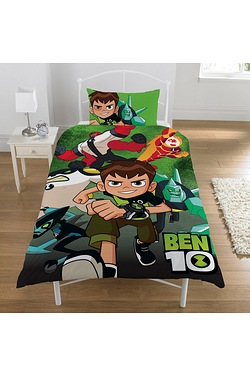 Ben 10 Single Duvet Set