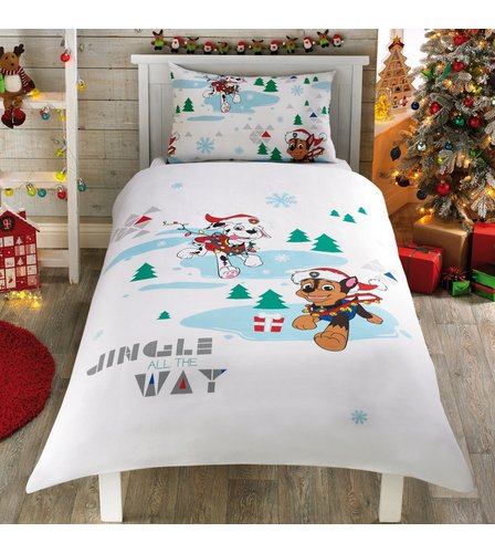 Image for Paw Patrol Single Duvet Set from ace