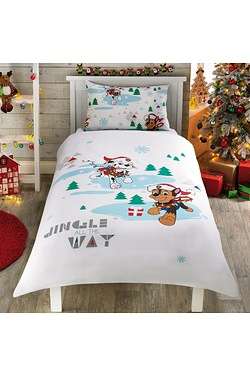 Paw Patrol Single Duvet Set