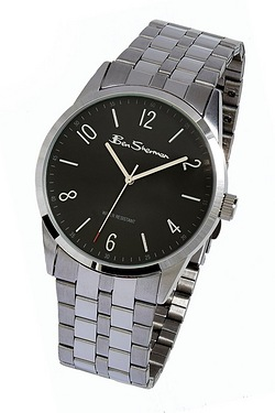 Gents Ben Sherman Silver Watch
