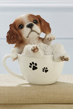 Teacup Pet Pals - King Charles Spaniel