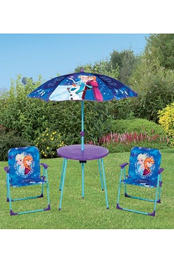 Childrens Patio Furniture Set - Frozen