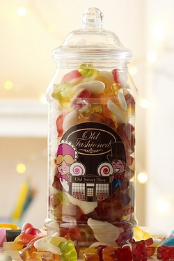 Old Fashioned Sweet Jar - Gummies