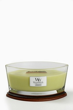 Woodwick Hearthwick Candle - Lemong...