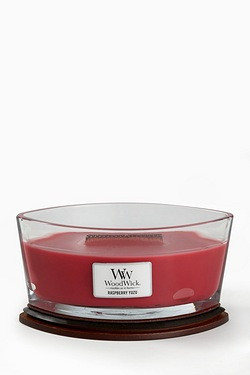 Woodwick Hearthwick Candle - Raspbe...