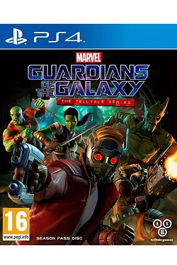 PS4: Guardians Of The Galaxy The Te...