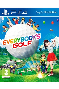 PS4: Everybody's Golf