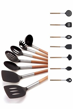 Typhoon Living 7 Piece Beech Tool S