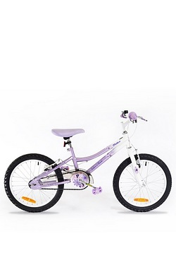 "Silverfox Flutter 18"" Girls Bike"