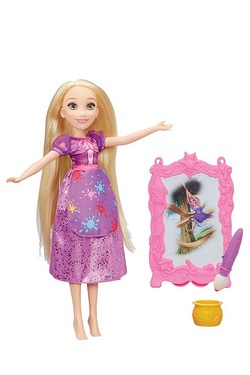 Dream Big Rapunzel Reveal