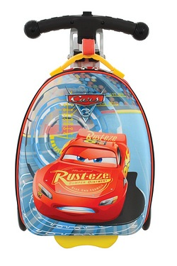 Disney Cars 3 Scootin Suitcase