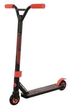 Stunted Stunt Urban Xt Scooter - Red
