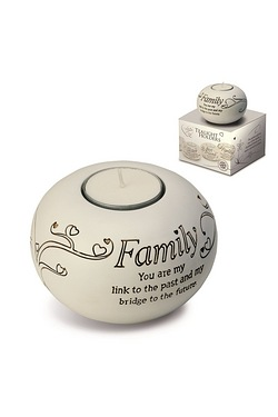 Said with Sentiment Tea Light - Family