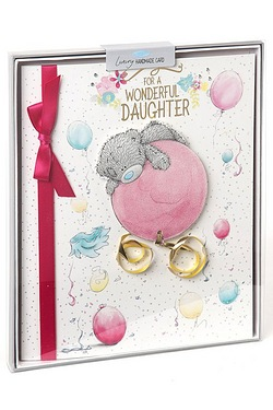 Me To You Daughter Birthday Boxed Card