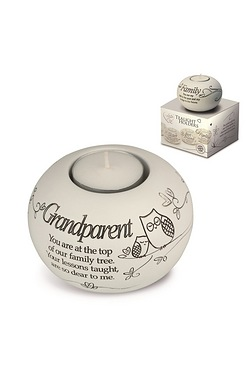 Said with Sentiment Tea Light - Grandparent