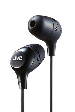 JVC Marshmallow Custom Fit In-Ear H...