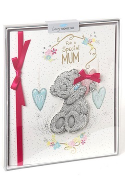 Me To You Mum Birthday Boxed Card