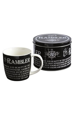 Mugs in Tins Gift Set - Rambler