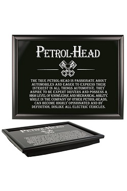 Lap Tray - Petrol Head