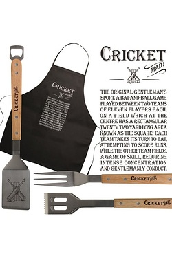 BBQ Set - Cricket