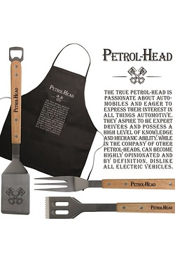 BBQ Set - Petrol Head