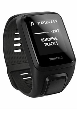TomTom Spark 3 Cardio Music GPS Fit...