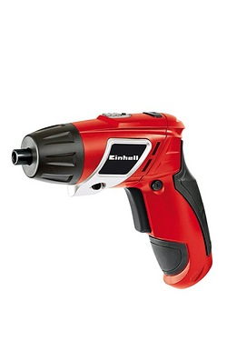 Einhell 3.6V Lithium Screwdriver Kit
