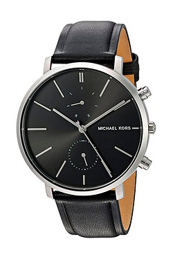 Gents Black Michael Kors Watch