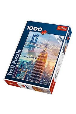 1000 Piece New York At Dawn