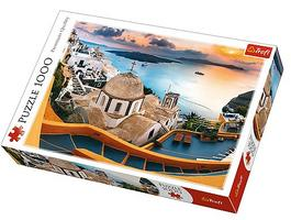 Compare prices for 1000 Piece Santorini Greece Jigsaw Puzzle