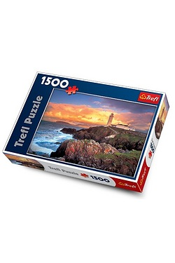 1500 Piece Fanad Lighthouse Co Done...