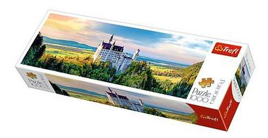 Compare prices for 1000 Piece Neuschwanstein Castle Jigsaw Puzzle