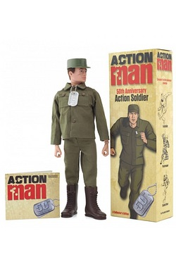 """Action Man Soldier"""