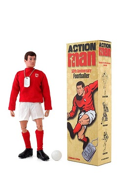 Action Man Footballer