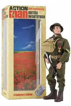 Action Man British Infantryman