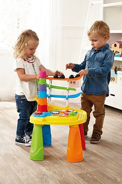 5-In-1 Activity Station