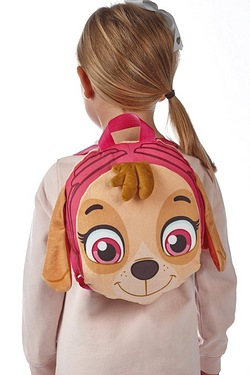 Paw Patrol Backpack With Accessorie...