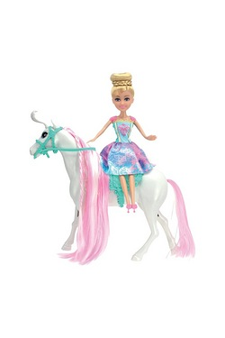 Sparkle Girlz Princess With Horse