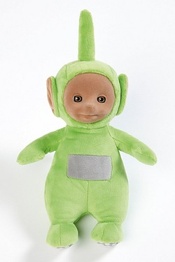 Teletubbies Talking Soft Toy - Dispy