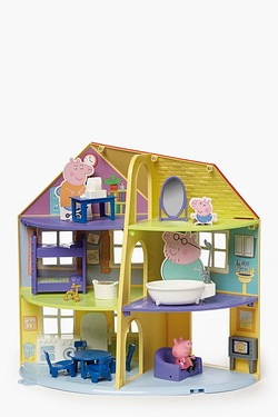 Peppas Family Home Playset