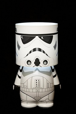 Large Lookalite Lamp - Storm Trooper