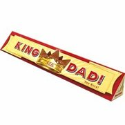 King Dad Toblerone Bar