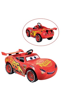 Cars Lightning McQueen 3 6V Electric Car