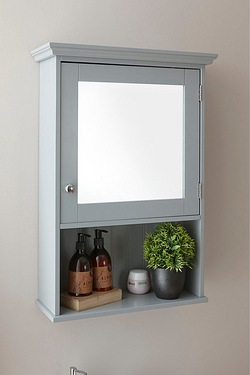 Mirrored Bathroom Cabinet