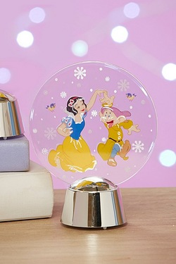 Holidazzler Plaque - Snow White