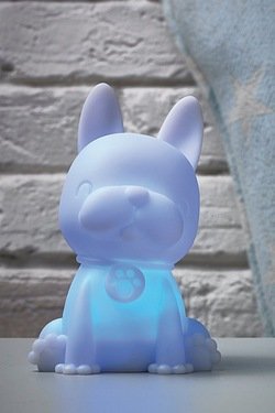 French Bulldog Light