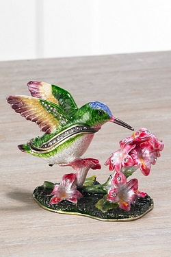 Treasured Trinkets - Hummingbird
