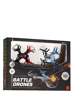 Radio Control Battle Drones